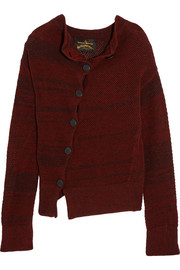 Vivienne Westwood Anglomania Art knitted wool-blend cardigan