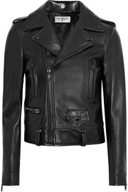 Classic Perfecto leather biker jacket
