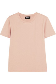 A.P.C. Atelier de Production et de Création Cycle cotton T-shirt
