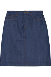 A.P.C. Atelier de Production et de Création Stretch-denim skirt