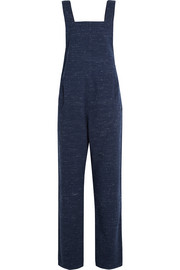 A.P.C. Atelier de Production et de Création Bryce cotton-blend tweed overalls