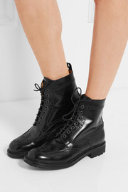 Church's Angelina glossed-leather boots