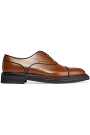 Pam leather Oxford shoes
