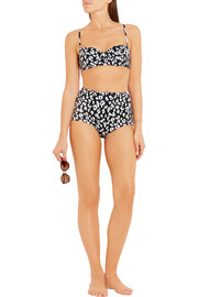 Prism Hollywood leopard-print bikini briefs