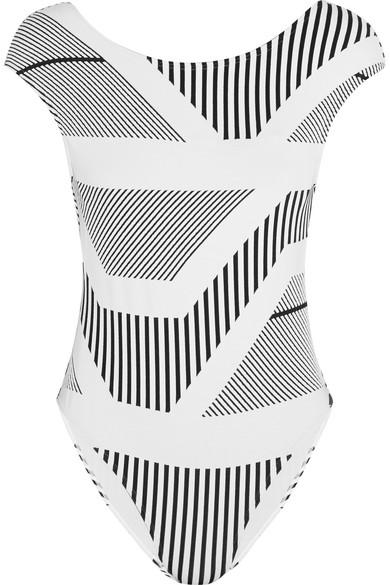 Prism - Santorini Swimsuit - White