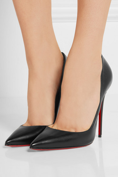 Christian louboutin so kate 120 leather pumps net a for The net a porter