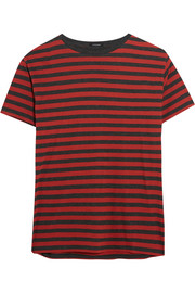 R13 Striped cotton T-shirt