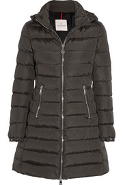 Moncler Orophin quilted shell down coat