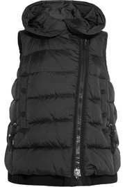 Moncler Laurie quilted shell down gilet