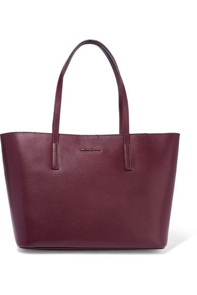 808d0d1d65e6 ... textured-leather tote MICHAEL Michael Kors. Emry medium leather tote ...