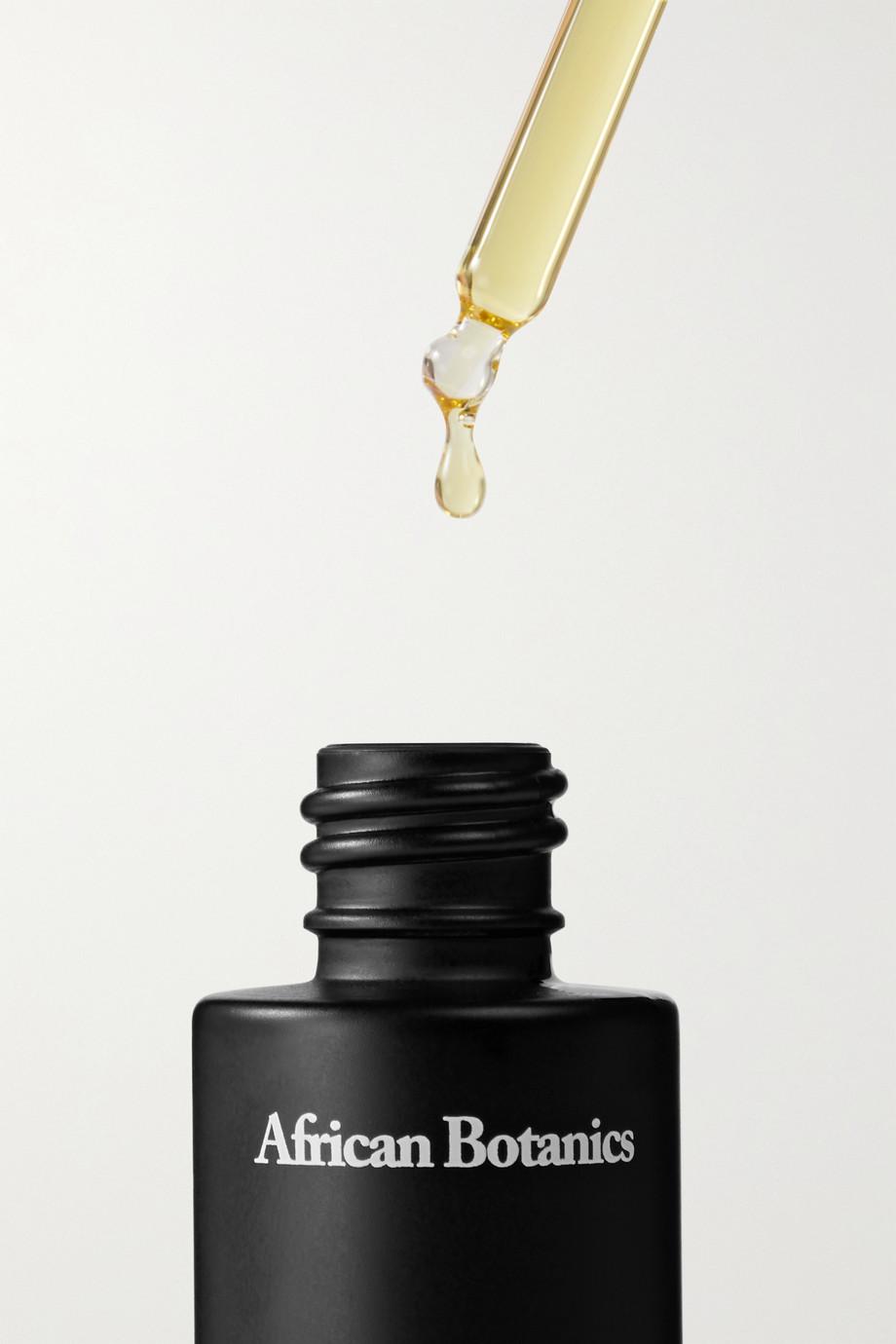 African Botanics Fleurs d'Afrique Intensive Recovery Oil, 30 ml – Pflegeöl