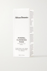 Marula Mineral Cleansing Mask, 60ml