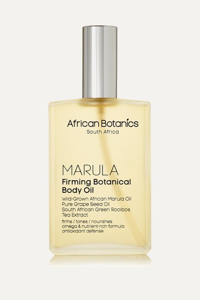 AFRICAN BOTANICS Firming Botanical Body Oil, 100Ml - One Size, Colorless