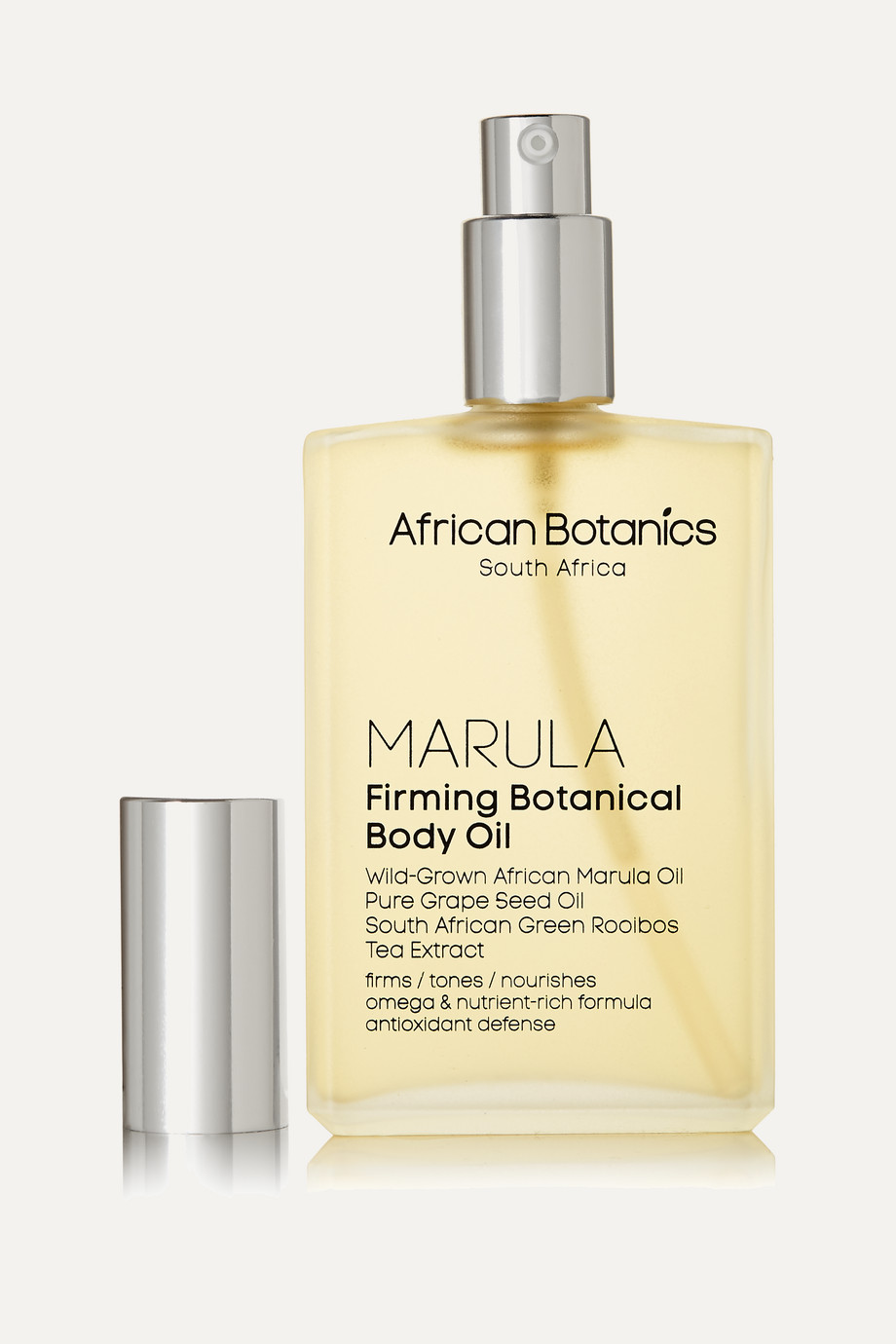 African Botanics Marula Firming Botanical Body Oil, 100ml