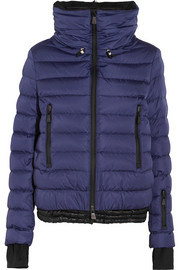 Vonne hooded quilted down jacket