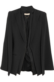 Filip crepe cape