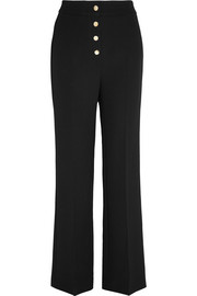 Fylis crepe flared pants