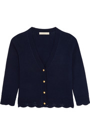 Vanessa Bruno Feeling wool and cashmere-blend cardigan