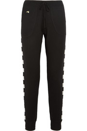 Bella Freud Greco merino wool-blend track pants