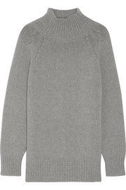 Robinia wool and cashmere-blend turtleneck sweater