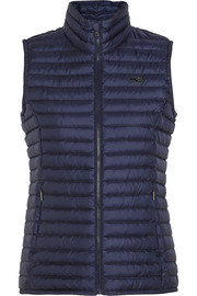 Kjus Cypress quilted down gilet