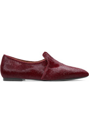 Alys calf hair loafers