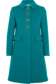 Miu Miu Wool-felt coat