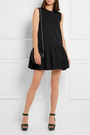 Miu Miu Faille mini dress
