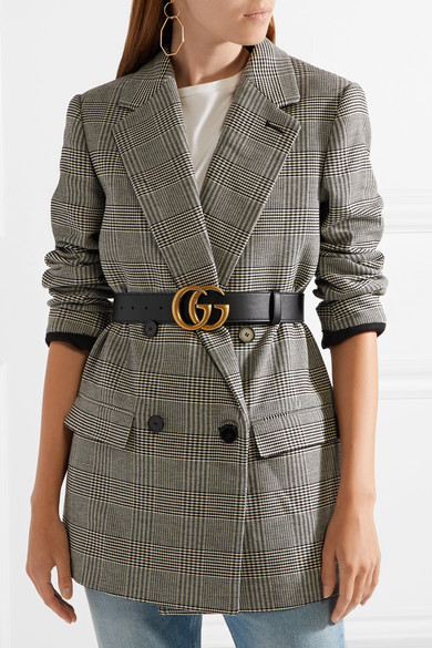 d479cb149 Gucci | Leather belt | NET-A-PORTER.COM