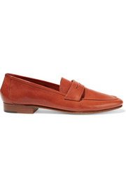 Mansur Gavriel Classic leather loafers