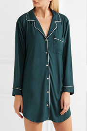 Gisele stretch-modal jersey nightdress