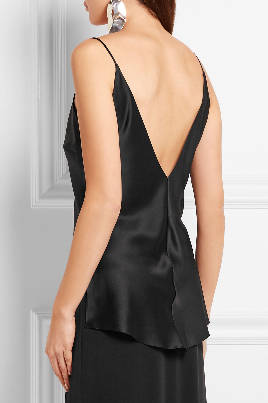 Juan Carlos Obando Kenmore silk-charmeuse camisole