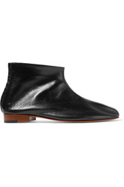 Leone leather ankle boots