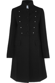 Prada Studded wool coat