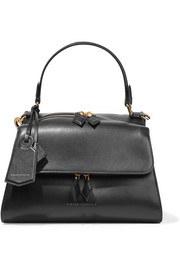 Victoria Beckham Full Moon small leather tote