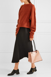 Victoria Beckham Cube small leather shoulder bag