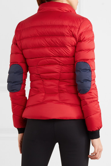 Perfect Moment Mini Duvet Quilted Down Ski Jacket Net