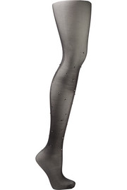 Sparkle Swarovski crystal-embellished 20 denier tights