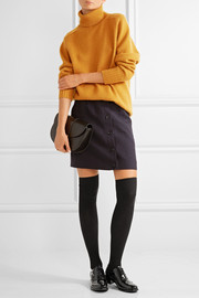 Le Stockings silk and cashmere-blend over-the-knee socks
