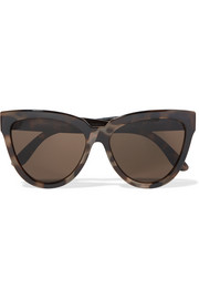 Liar Liar cat-eye tortoiseshell acetate sunglasses