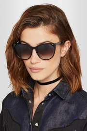 Thierry Lasry Swappy cat-eye acetate sunglasses