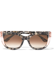 Thierry Lasry Nevermindy cat-eye acetate sunglasses
