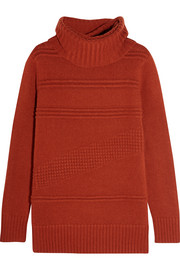 Talassa wool and cashmere-blend turtleneck sweater