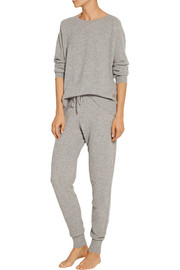 Reighton cashmere track pants