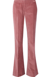 Thompson corduroy flared pants
