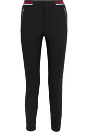 Lux Jogger wool-blend tapered pants