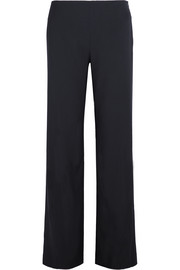 Vince Stretch-twill wide-leg pants