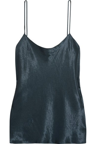Vince - Satin Camisole - Navy