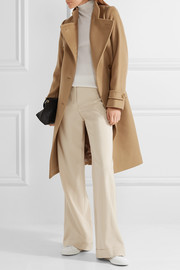 Vince Wool and cashmere-blend trench coat