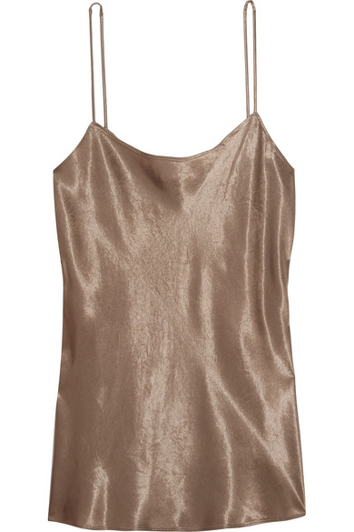 Vince - Satin Camisole - Taupe